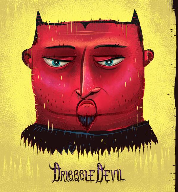 Dribbble Devil
