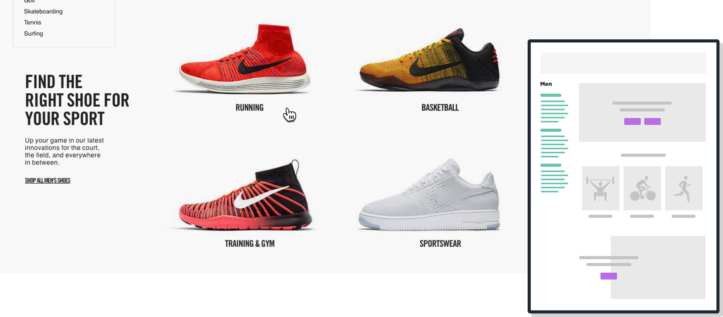 e-Commerce at Nike