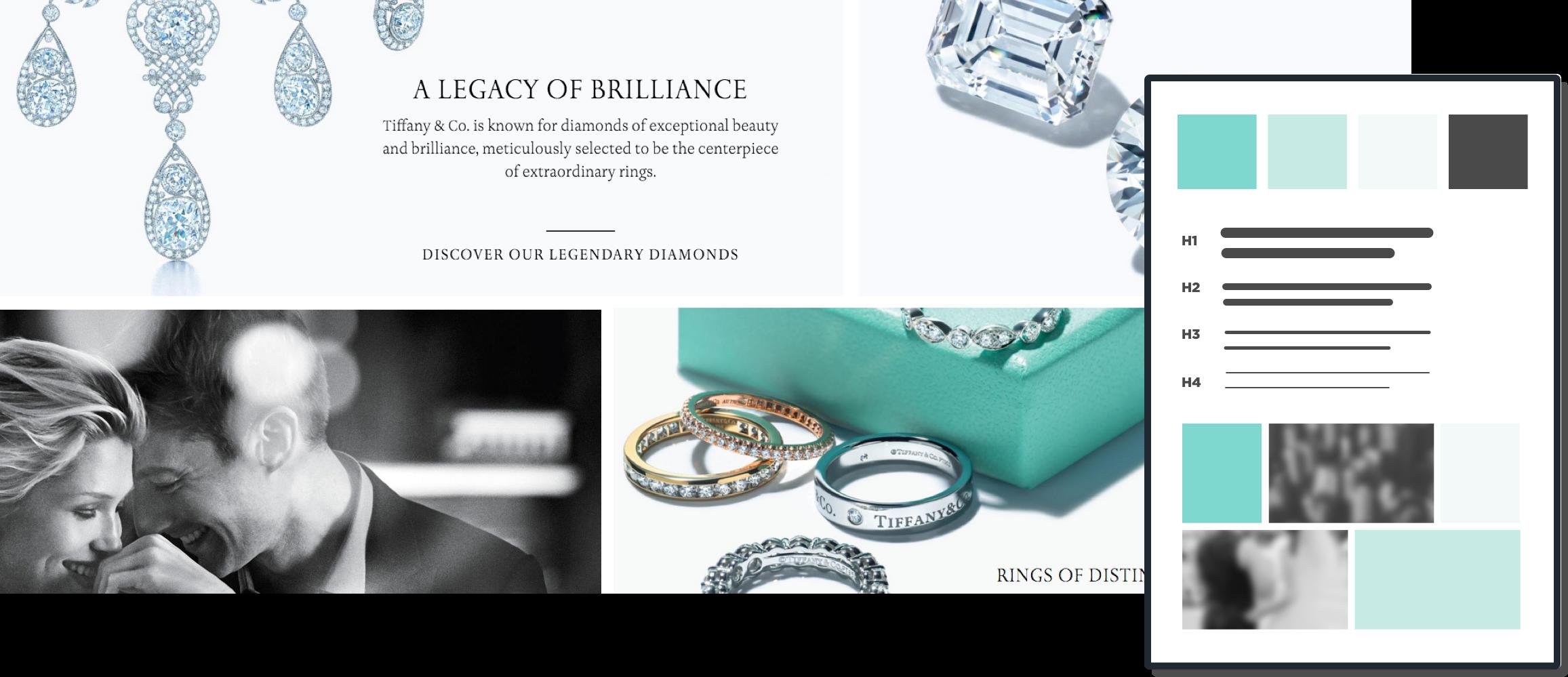 e-Commerce at Tiffany.com
